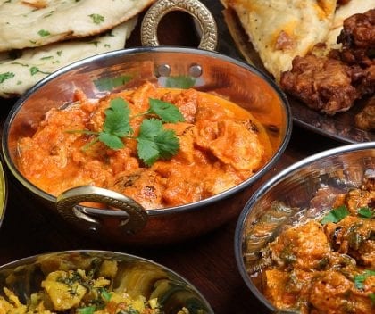 Battle to find Britain's best curry is hosted at Cambridge Regional College!