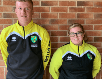 Sports apprenticeship puts former CRC student on track to a great future