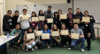 CRC International immersion programme supports learners from Mexico