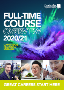 Full-Time Course Overview 2020/21