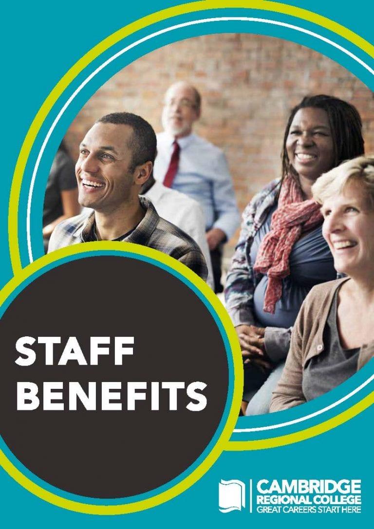 Staff Benefits Brochure