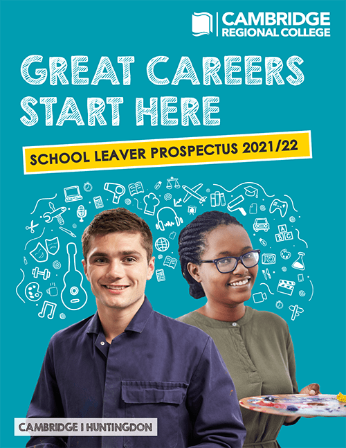 School Leavers prospectus 21-22