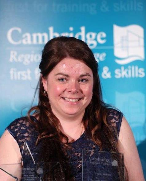 National Apprenticeship Week: CRC Award Winner is a Shining Example of Apprenticeship Success