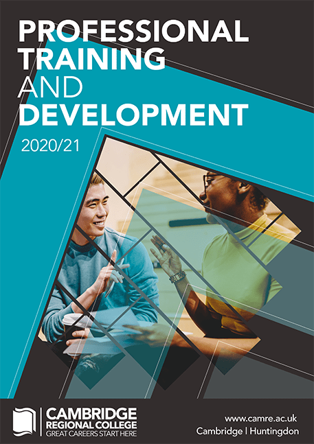 cover image of the Professional Training Guide 2020-21