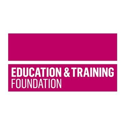 Jamboard blog published by Education and Training Foundation