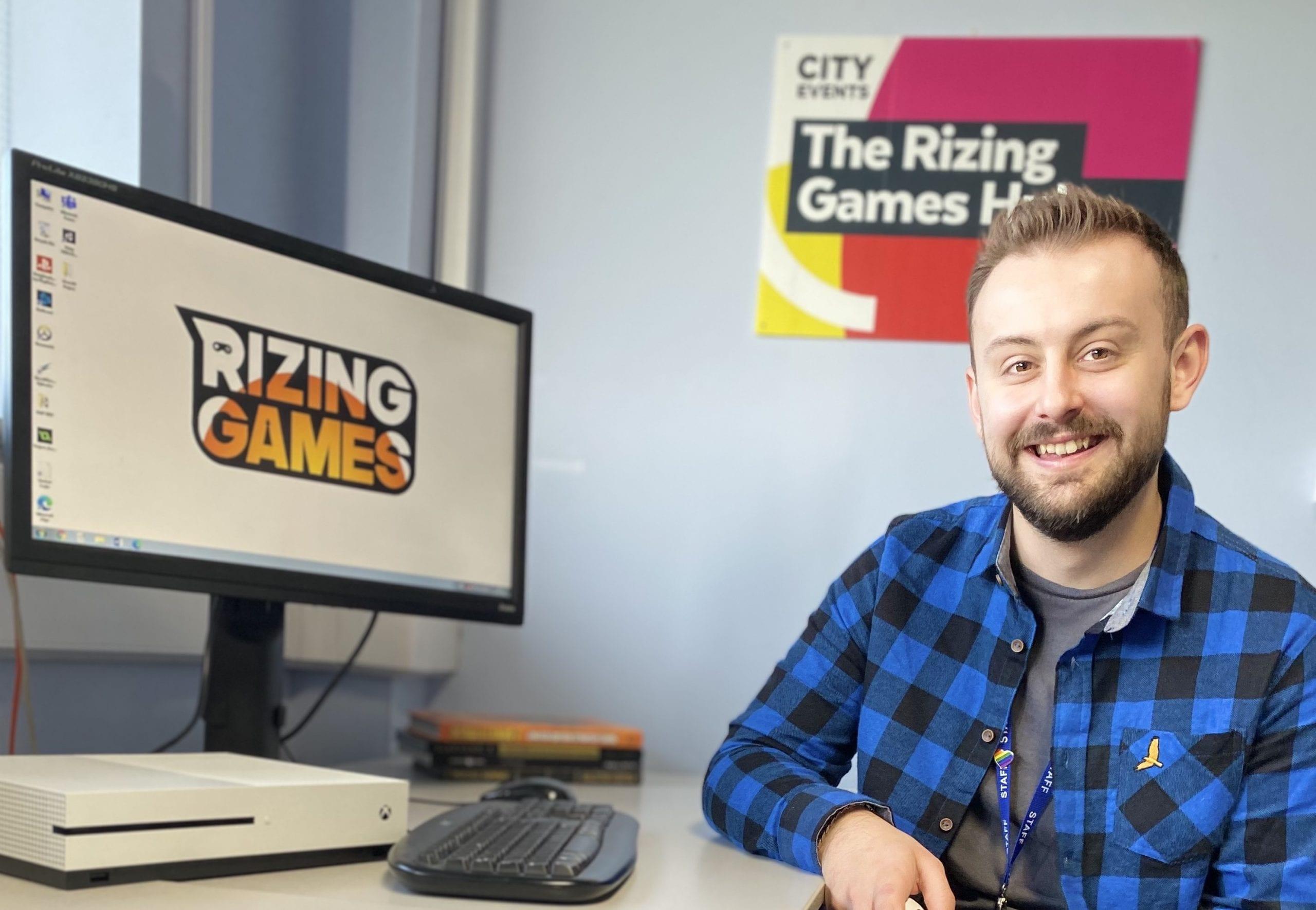 Games Development Lecturer nominated for the 2021 BAFTA Young Games Designer Mentor Award