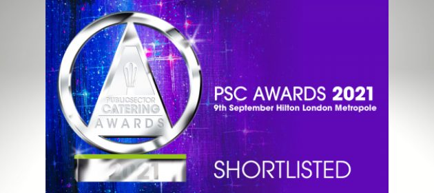 CRC shortlisted in Public Sector Catering Awards