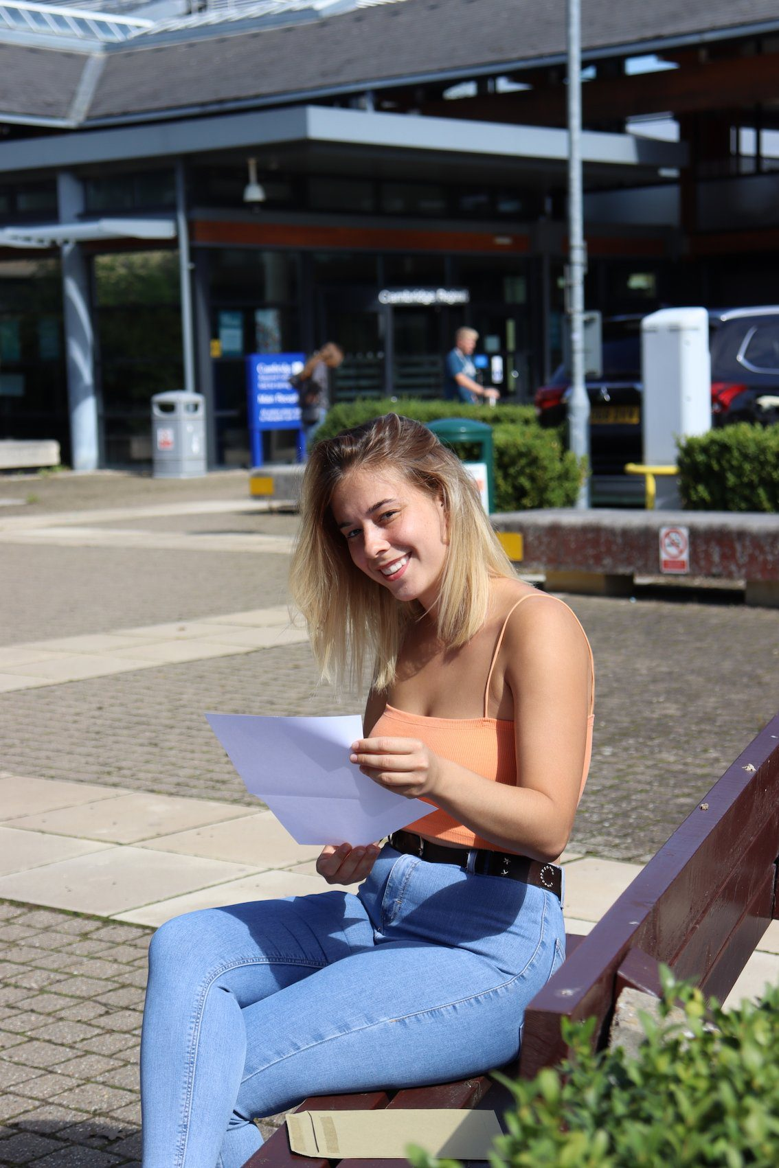 Results Days bring student success