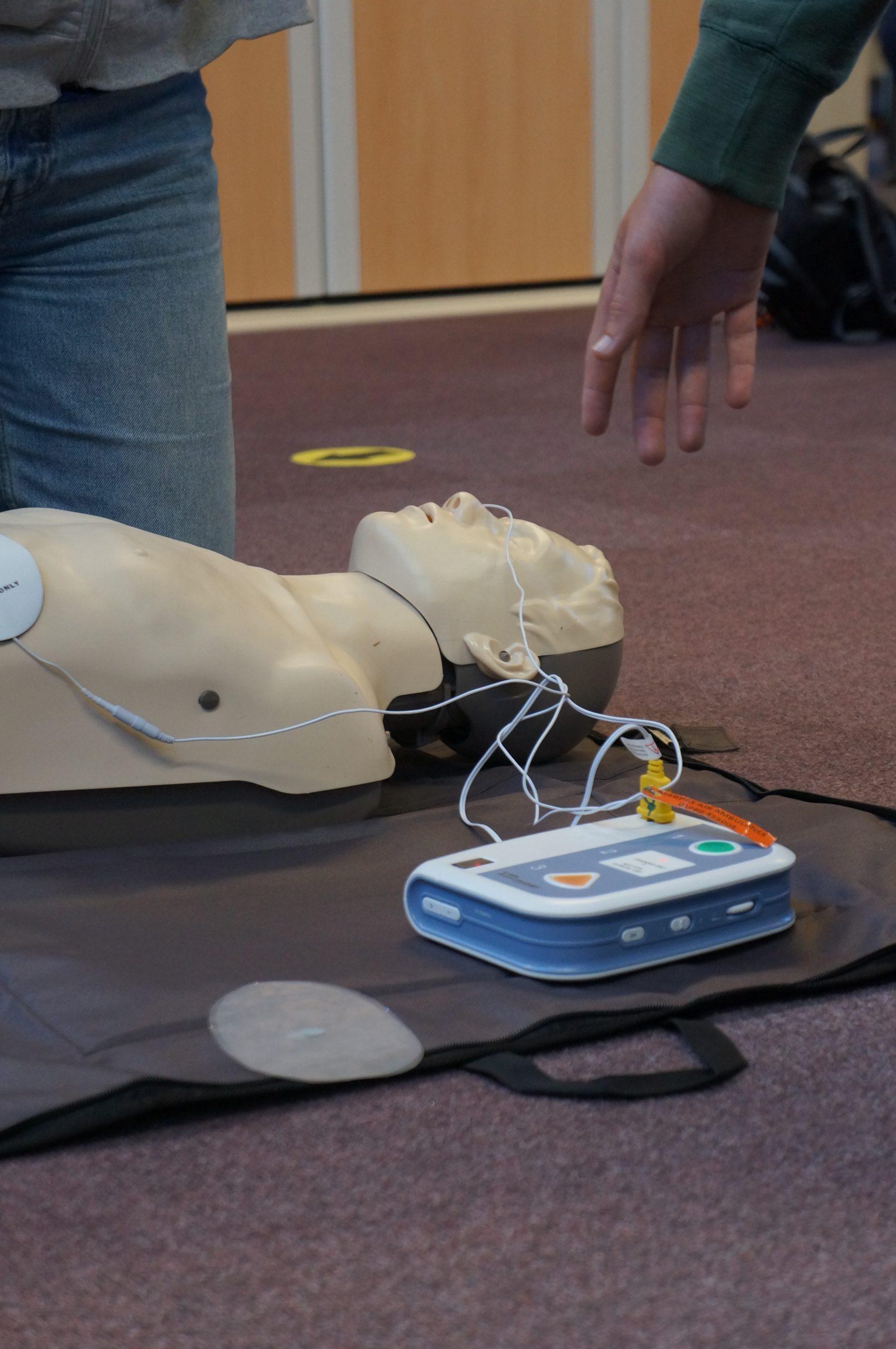 Magpas delivers life-saving training
