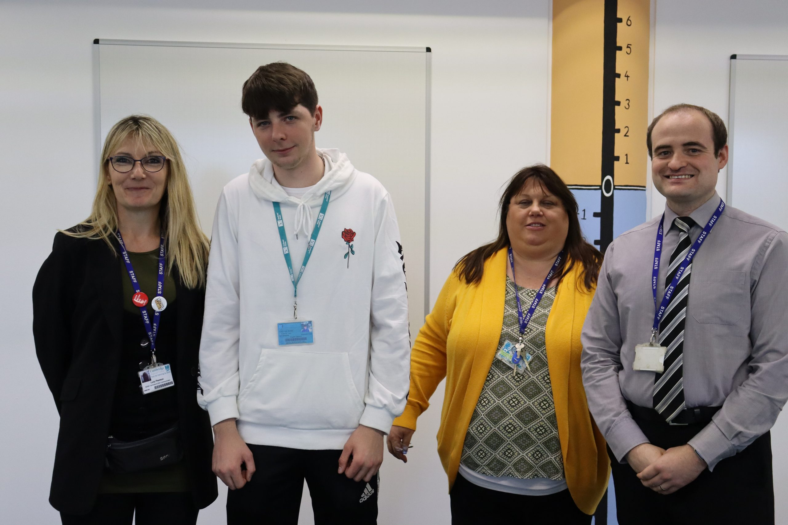 Construction student shortlisted in AoC Awards